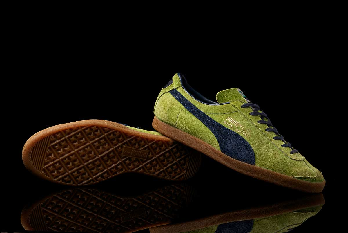 PUMA Heynckes Comet made for Jupp Heynckes