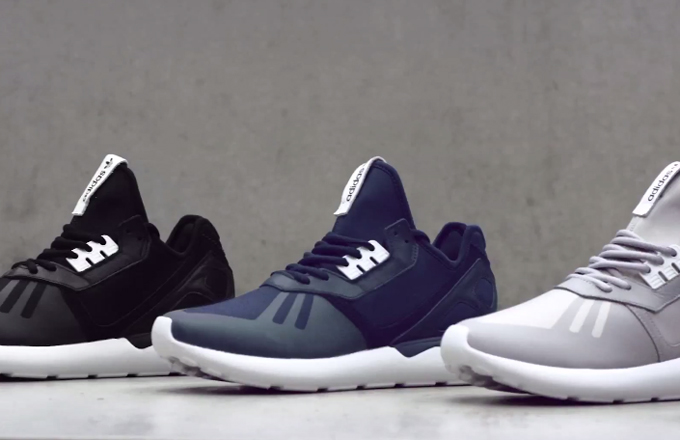Adidas TUBULAR RUNNER Purple adidas Asia / Middle East