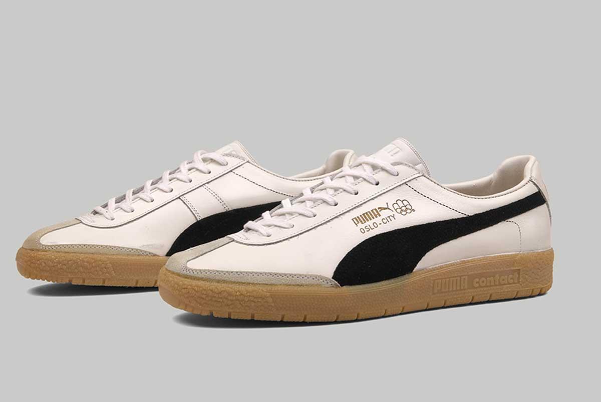 Puma Oslo Shoes