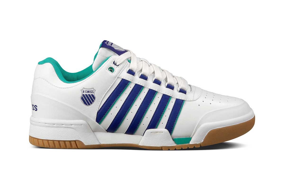 k.swiss gstaad majors pack