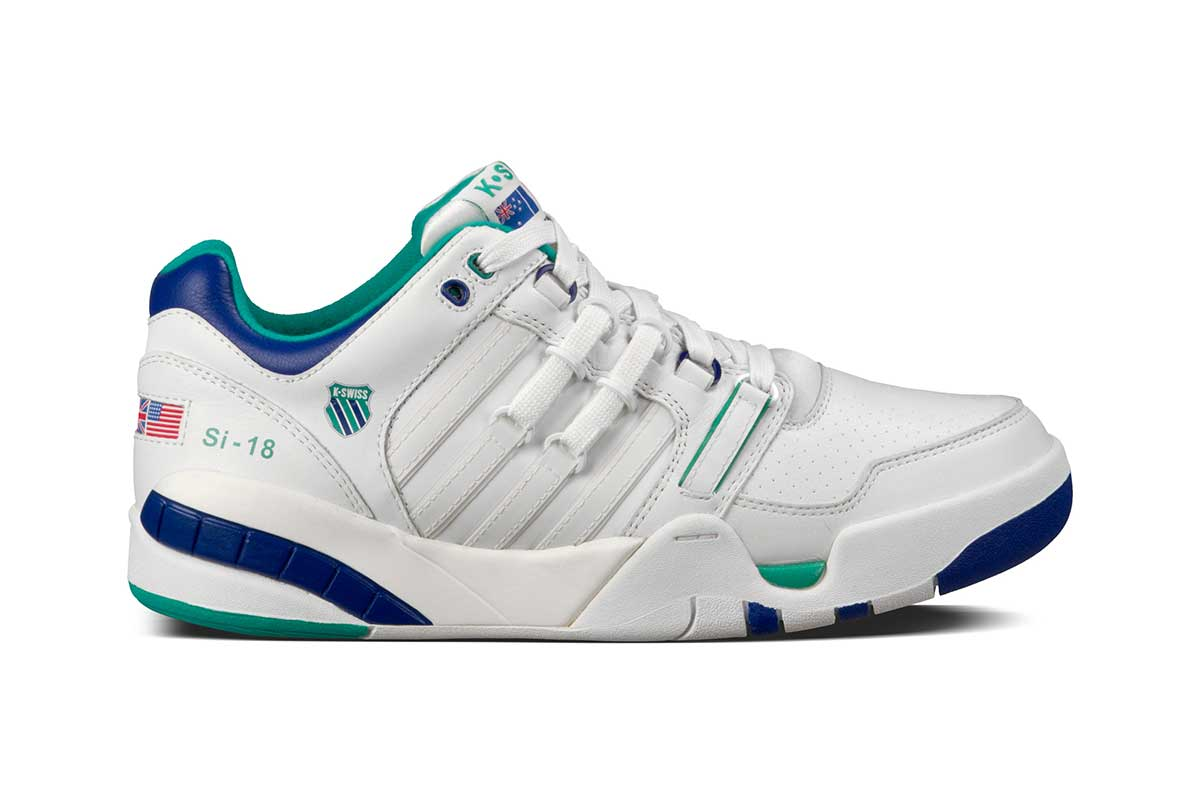 k.swiss si-18 international