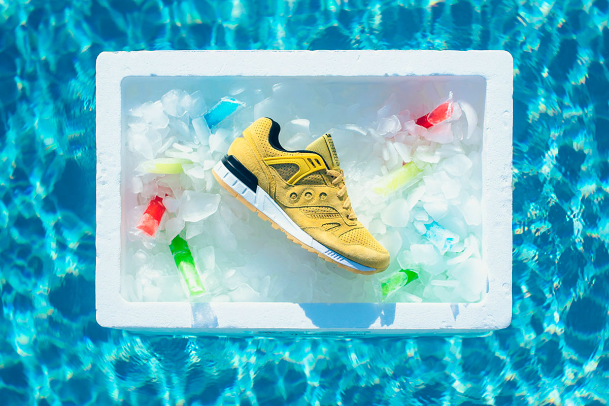 "Saucony – SD Grid ""No Chill Pack"""