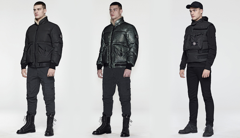 STONE ISLAND, AUTUMN/WINTER 2015