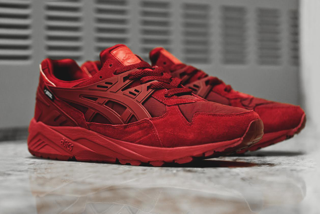 Fashionable and Cheap Men shoes Asics Gel Kayano Trainer Gore Tex Navy