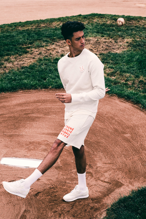 Reebok x Maison Kitsuné – Baseball Collection