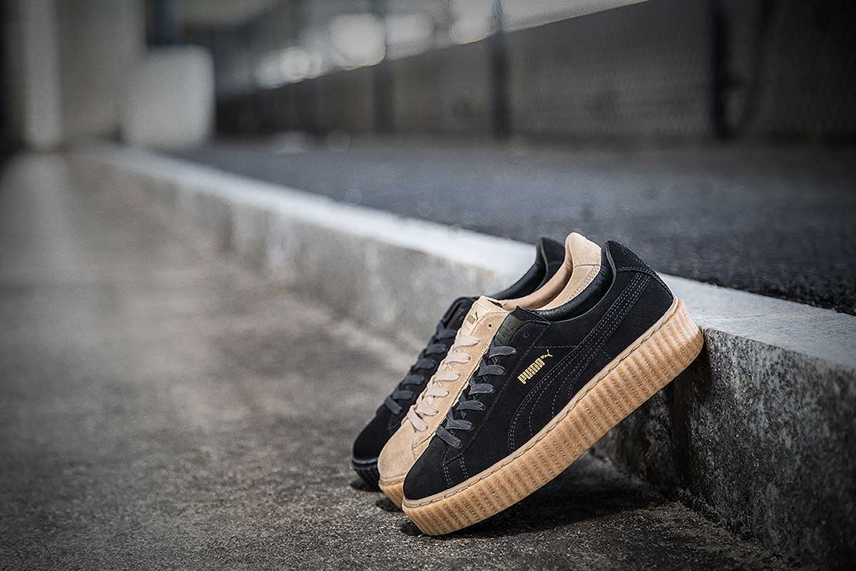 PUMA Debuts 'The Creeper' by Rihanna
