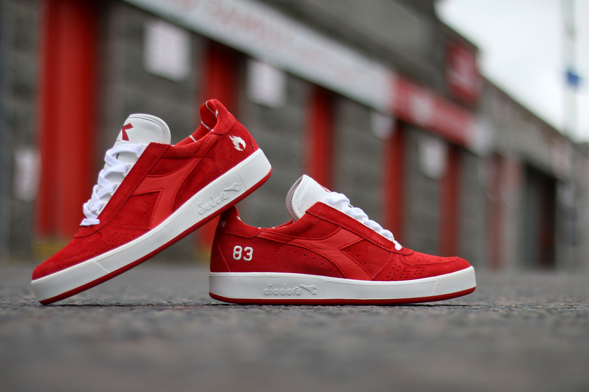 "Hanon x Diadora B.Elite ""The Spirit Of '83"""