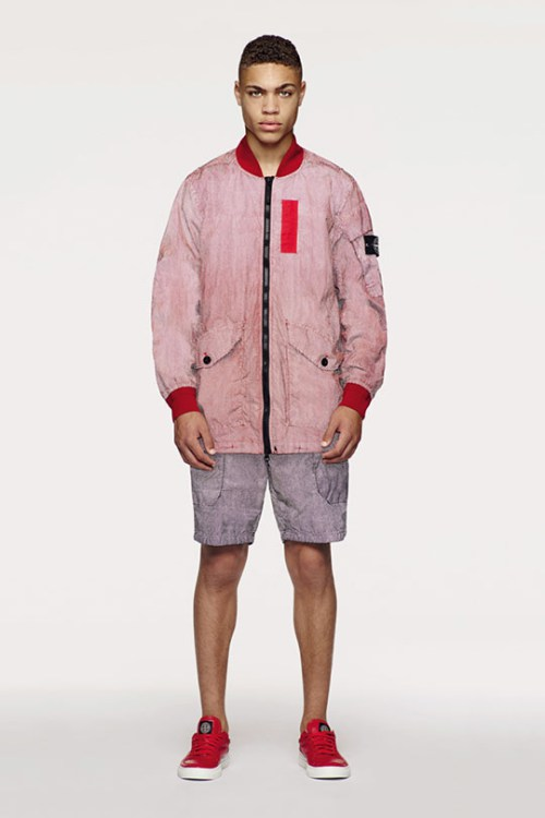 Stone Island – Spring/Summer 2016 Lookbook