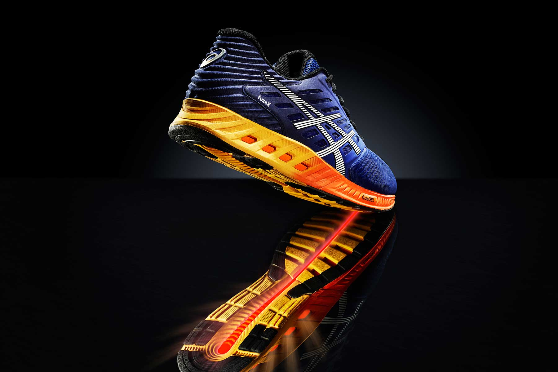 ASICs FuzeX – New Running Collection