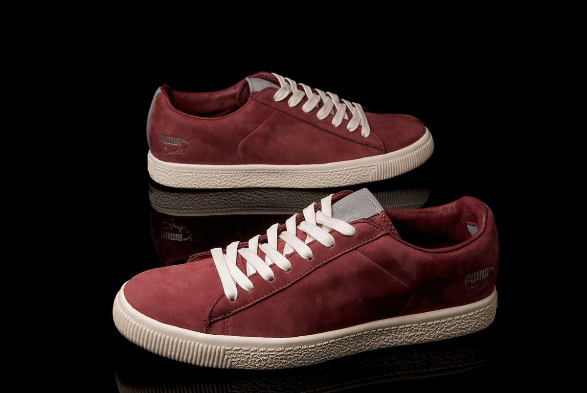 big sale 7f708 89232 PUMA Clyde x undftd luxe 2 | Frixshun
