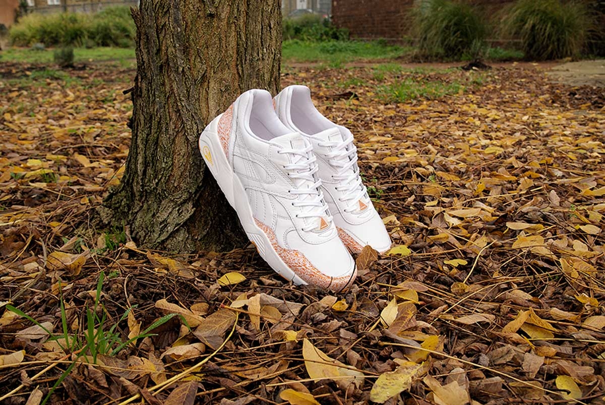PUMA Trinomic R698  Snow Splatter  Pack Review  acd5d6f4c