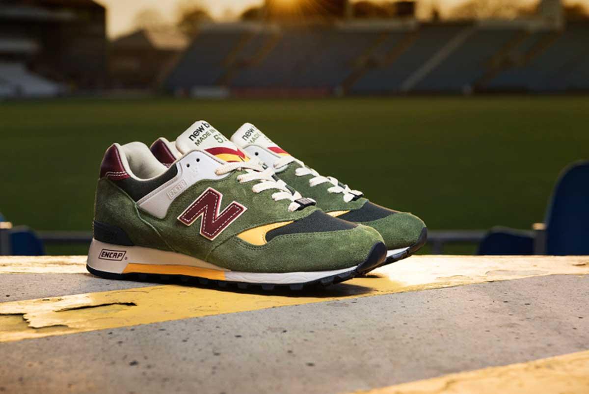 "New Balance – 577 ""Test Match"" Collection | Frixshun"