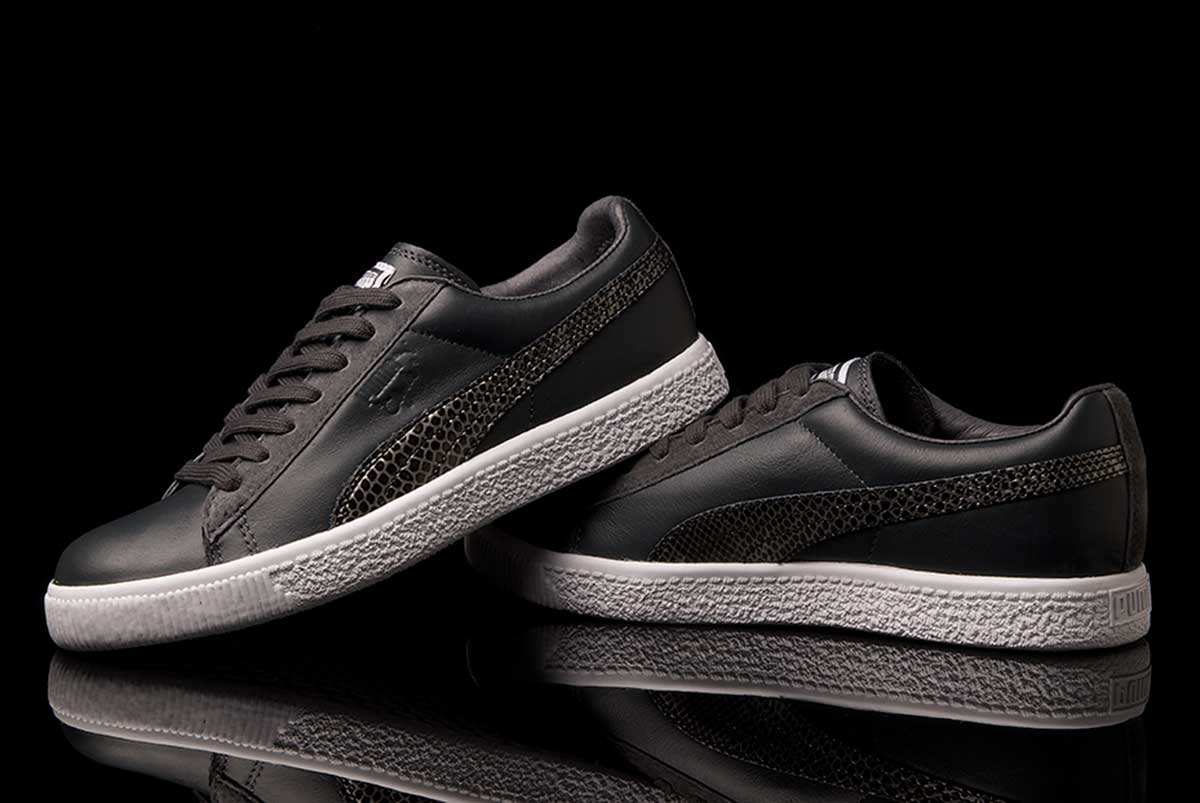 huge selection of 6a094 2c8b2 puma-clyde-x-undftd-snakeskin-352917-01 | Frixshun