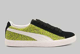 Puma Yo! MTV Raps First Round Trainers