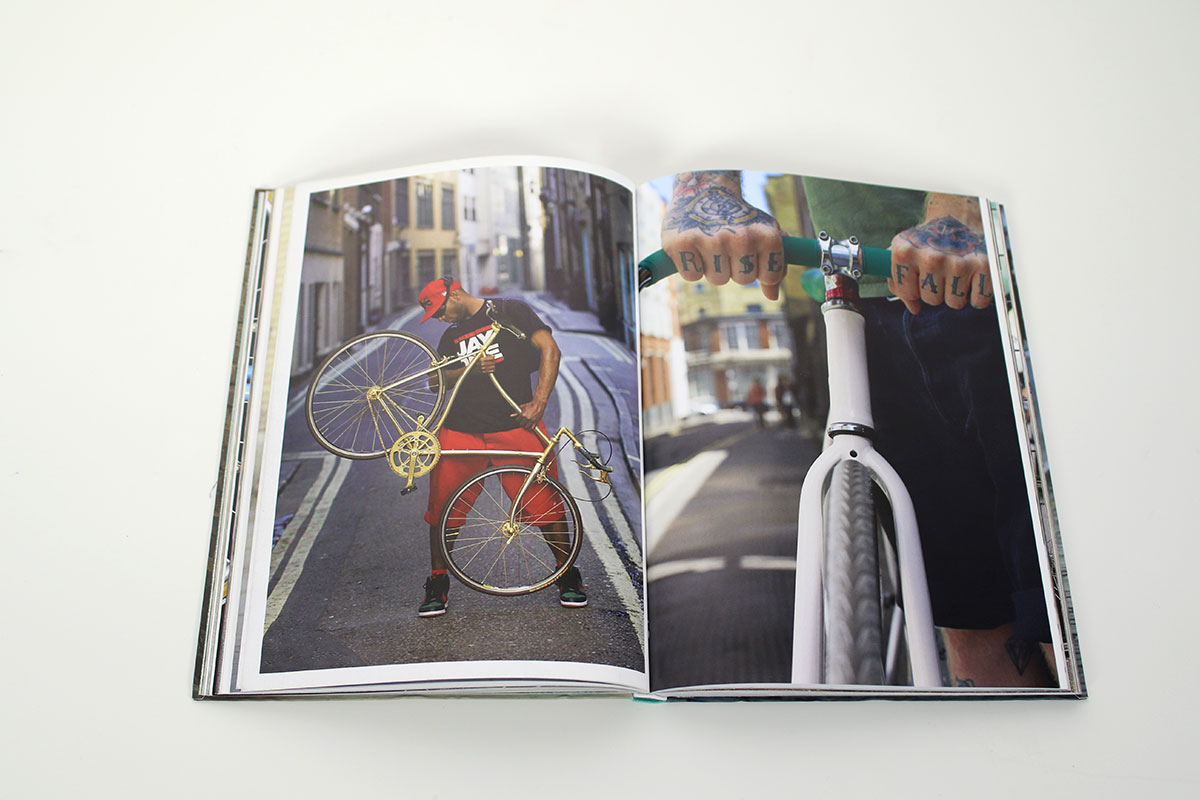 cycle style 2012 published photography by Horst A. Friedrichs publisher prestel