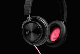 Bang & Olufsen x Rapha H6 Headphones