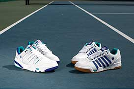 k.swiss si-18 international gstaad majors pack