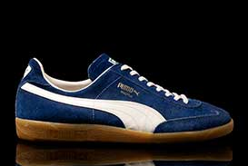 puma madrid made in west germany