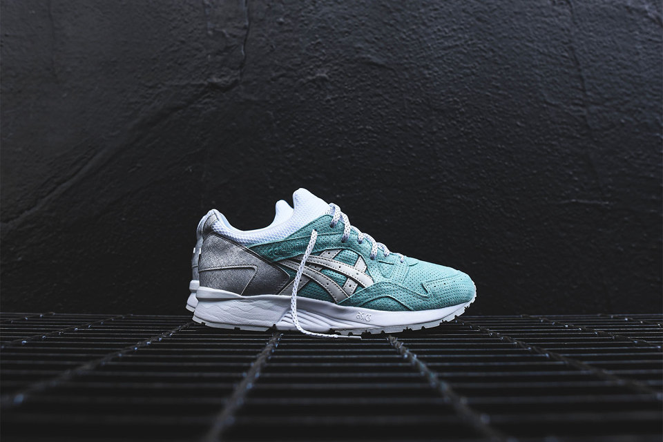 ronnie fieg diamond supply co asics gel saga-gel lyte v