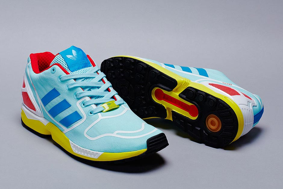 adidas Originals – ZX Flux TechFit OG Pack