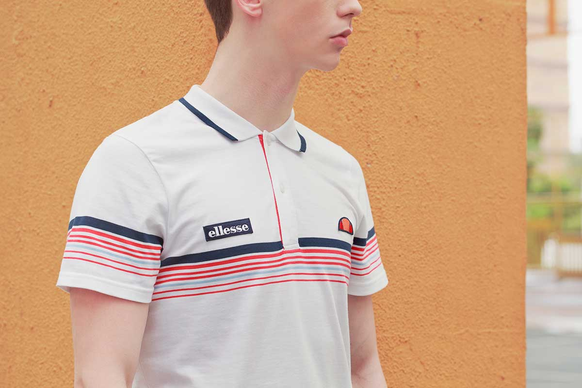 Ellesse Heritage Summer 2015 Collection