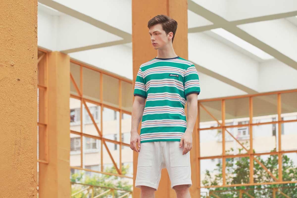 Ellesse Heritage Summer 2015 Collection