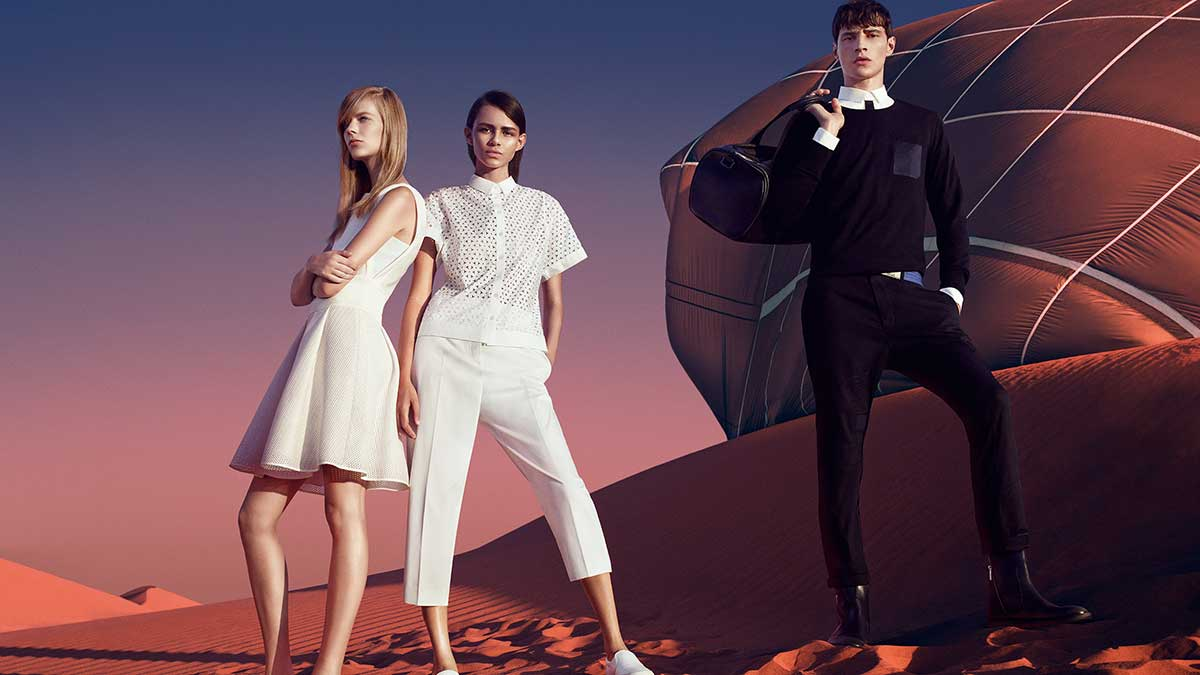 Hugo Boss Spring/Summer 15