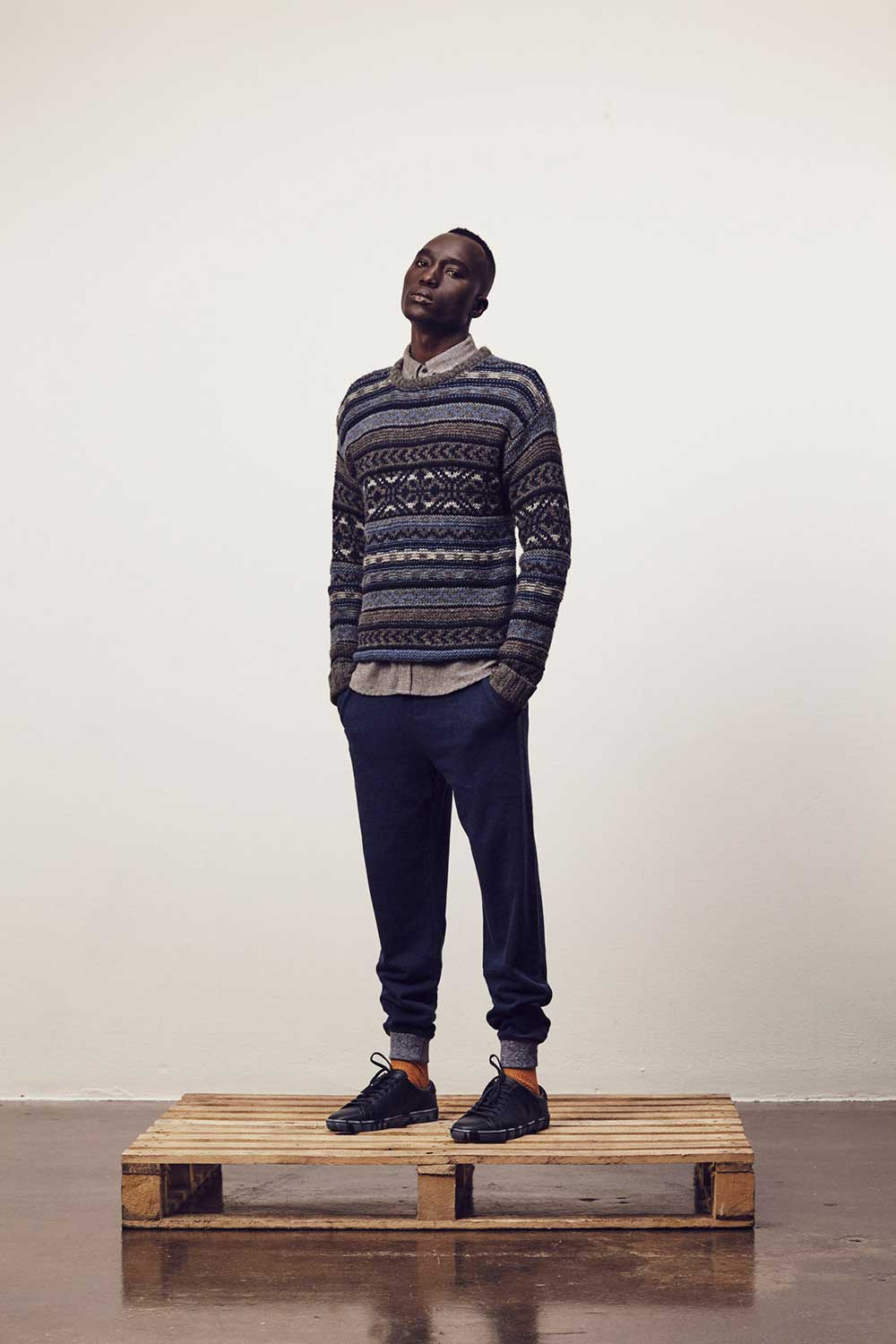 NATIVE YOUTH A/W15 MENS COLLECTION