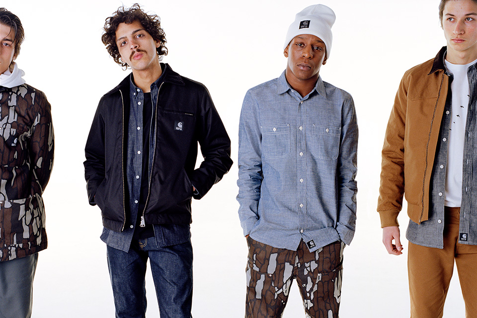 "Carhartt – 25th Year ""Silver"" Anniversary Collection"