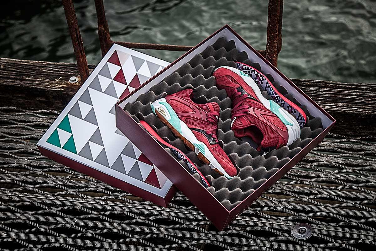 """PUMA x Sneaker Freaker x Packer Shoes – """"Bloodbath"""" Blaze of Glory"""