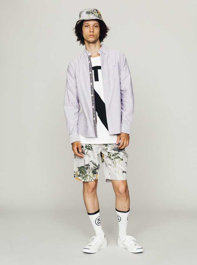 Stussy – Fall 2015 Lookbook