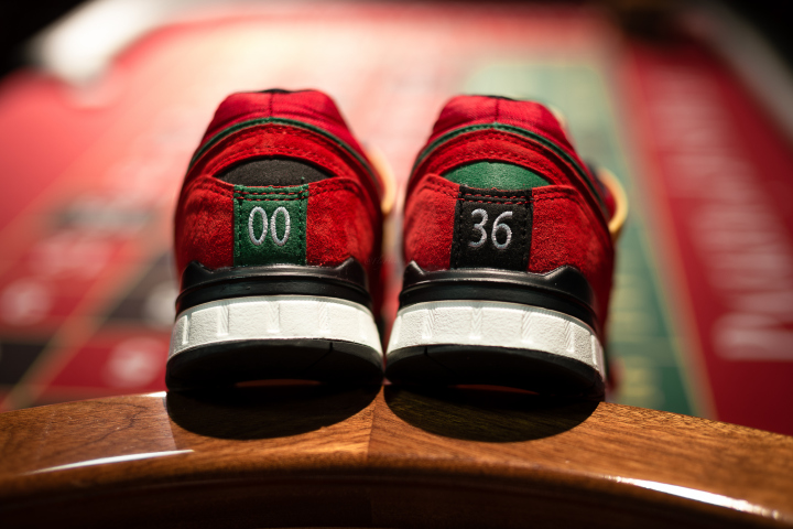 "Saucony, Packer Shoes & Just Blaze -SD Grid ""Casino"""