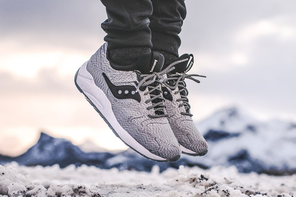 "Saucony – Grid 9000 ""Dirty Snow"""