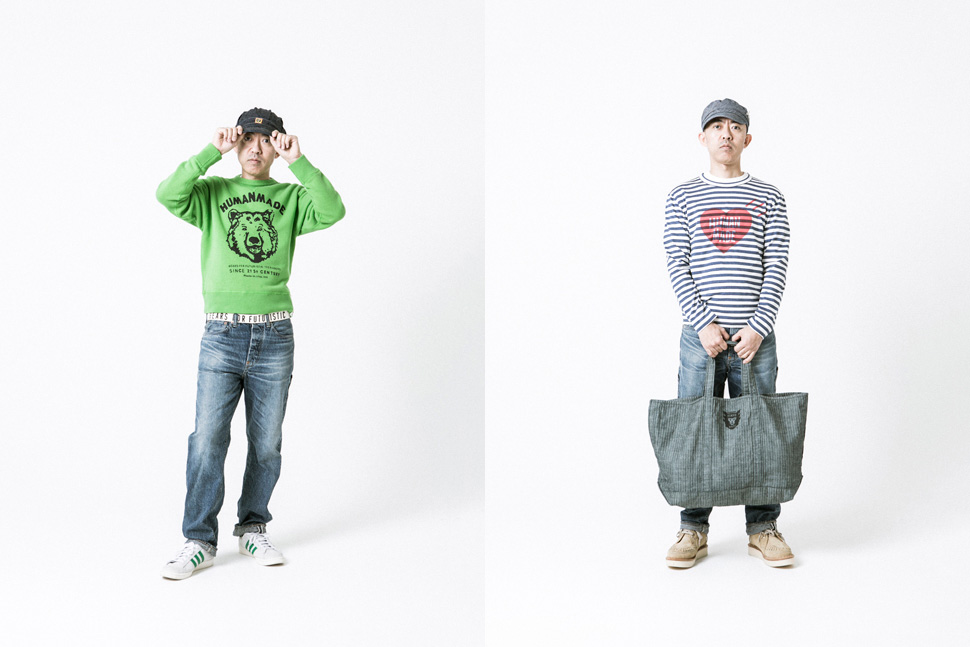 HUMAN MADE 2016 Spring/Summer Collection