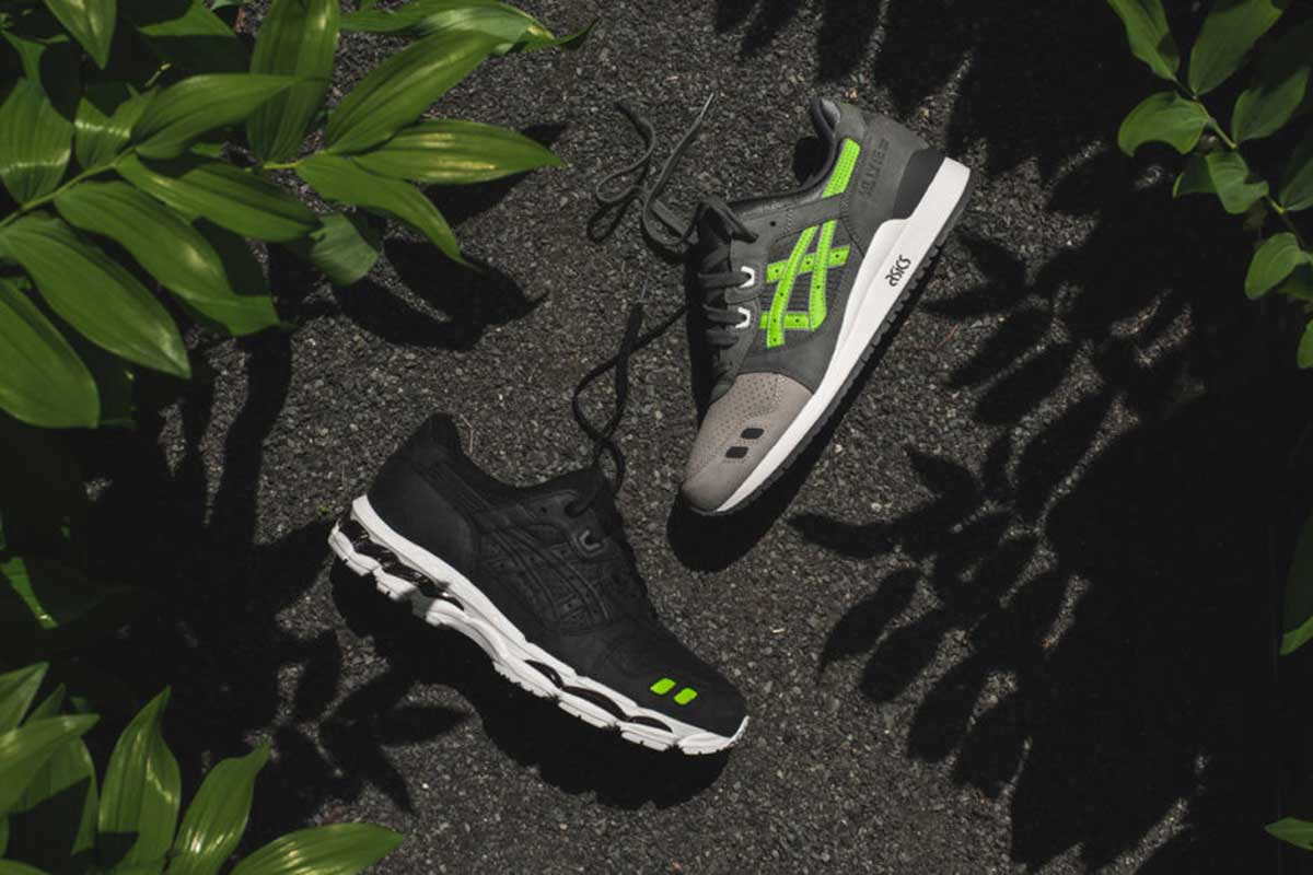 First released back in 2013, the original kicks were created alongside footwear-centric charity Soles4Souls and limited to just 300 pairs that were given away to those less fortunate in Haiti. Now Fieg has officially unveiled the release, as well as the first-ever GEL-Lyte 3.1 that he promised alongside it.